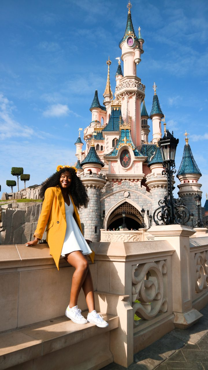 My 26th birthday in Disneyland Paris